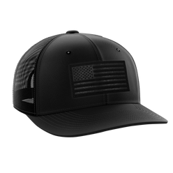 Midnight Flag | Snapback Cap