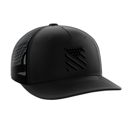 Headwear - Phantom Crest | Snapback Hat