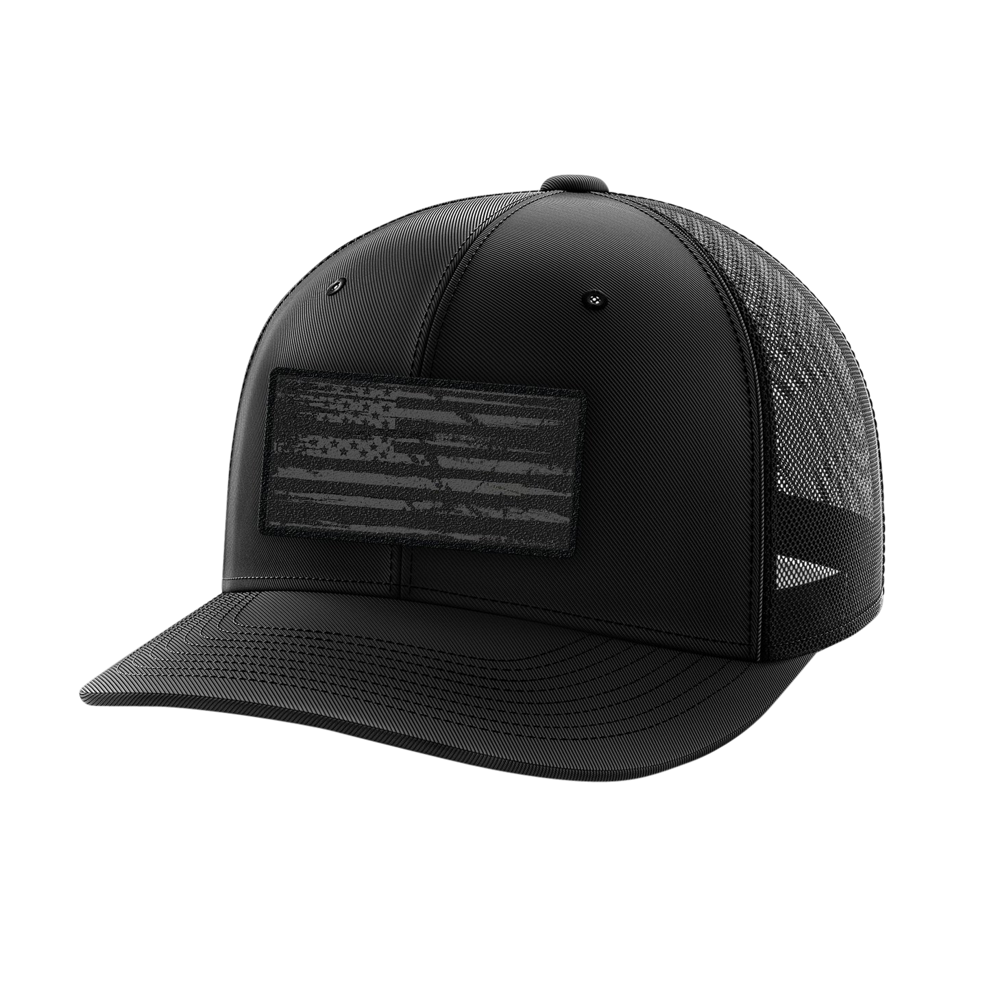 Headwear - Phantom Flag Patch | Flexfit Cap