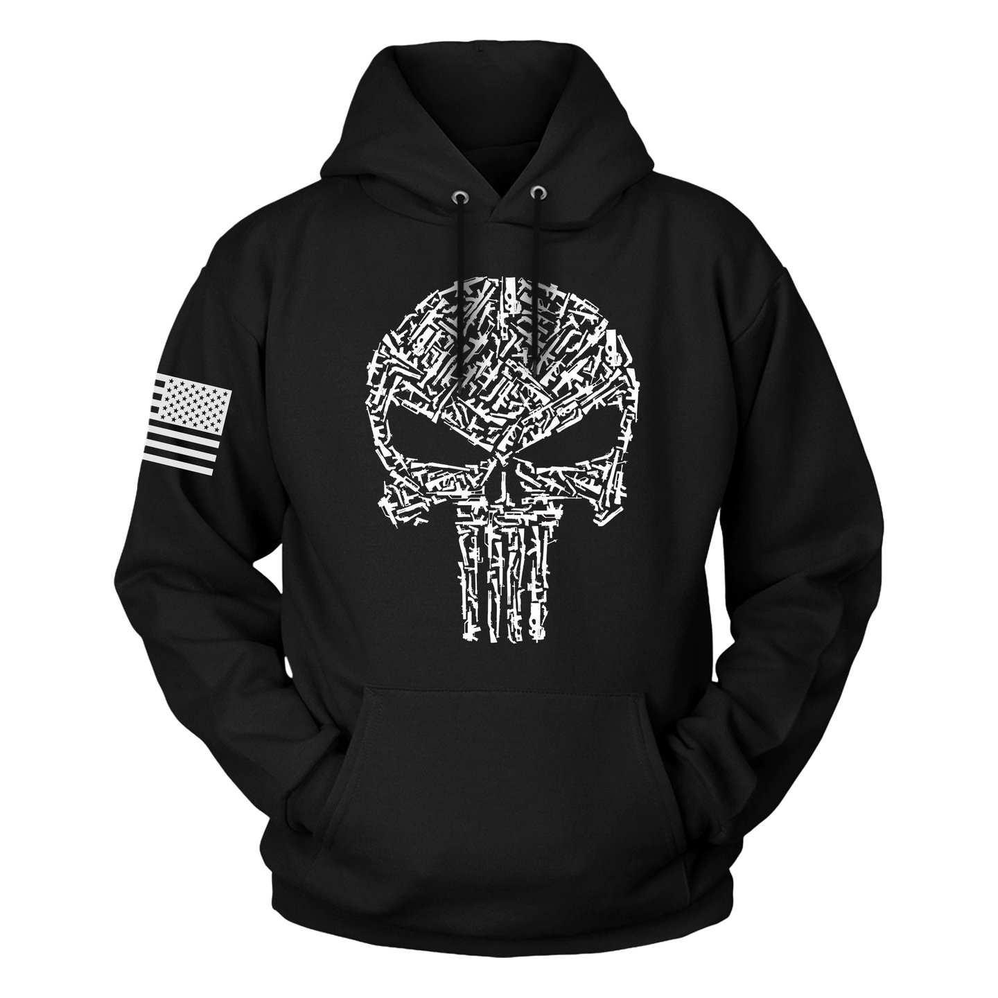 Hoodies - The Gunisher | Hoodie