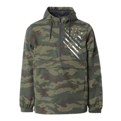Jacket - Camo Anorak | Jacket