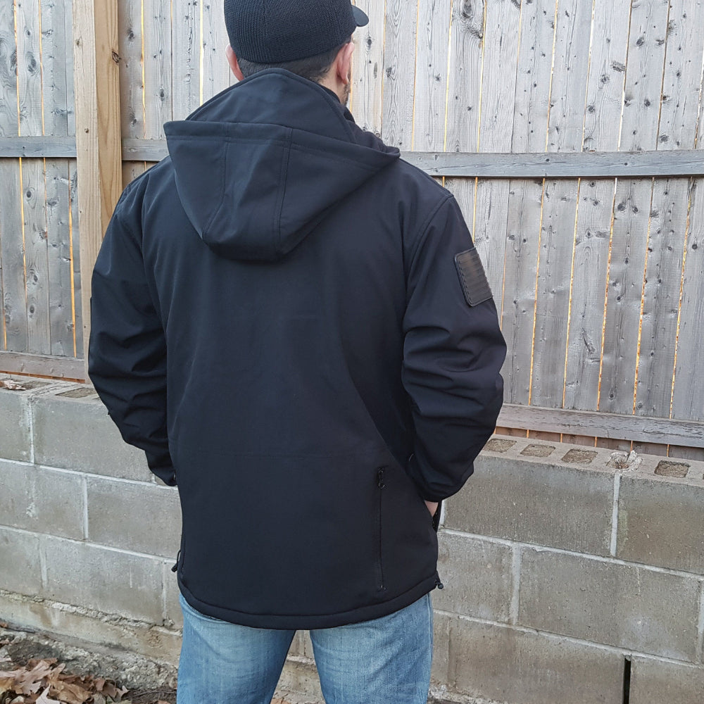 Concealed Carry Softshell | Jacket