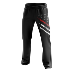 Sweatpants - Red Line Crest Flag | Sweatpants