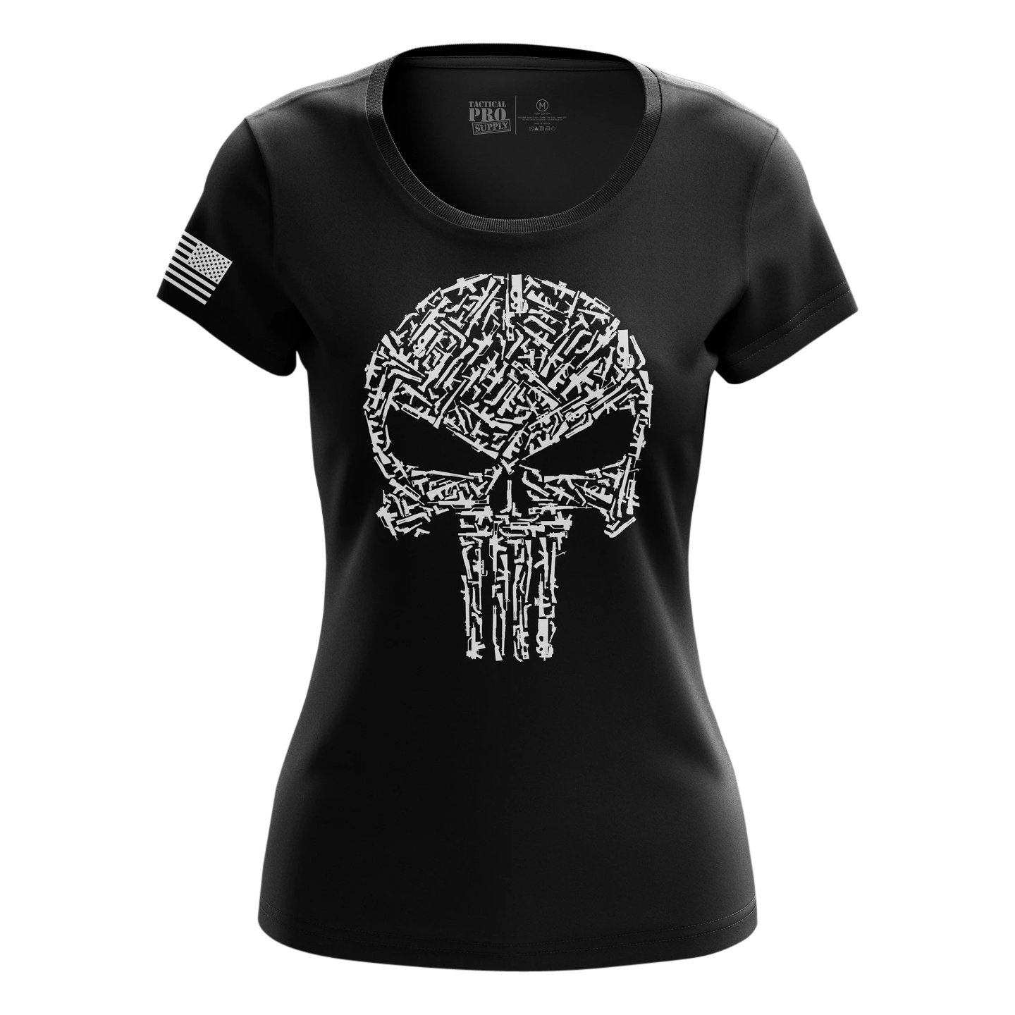 Women's Shirt - The Gunisher | Womens Tee
