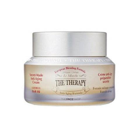 [The Face shop] The Therapy Secret Made Anti Aging Cream 50ml