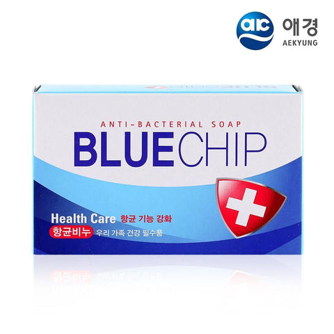 AK BLUECHIP ANTI BACTERIAL SOAP HEALTH CARE 6 pcs