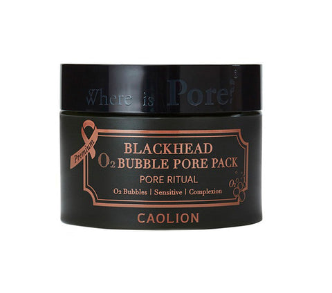 CAOLION BLACKHEAD O2 BUBBLE PORE PACK PORE RITUAL 50g / 1.7oz.