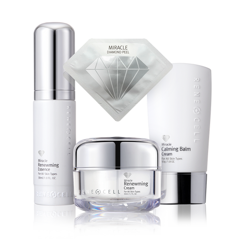 Rene cell Miracle Diamond Peel Program - the latest version