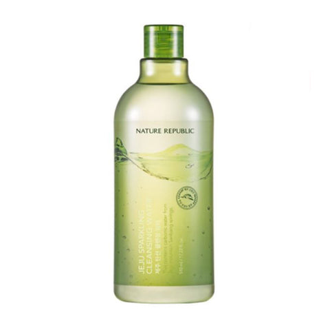 Nature Republic Jeju Sparkling Cleansing Water 510 ml