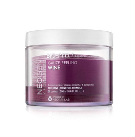 Neogen Gauze Peeling Wine 30counts