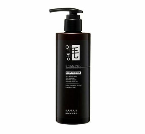 BOBSNU Scalp Deep Cleansing Anti Hair Loss Shampoo 400ml