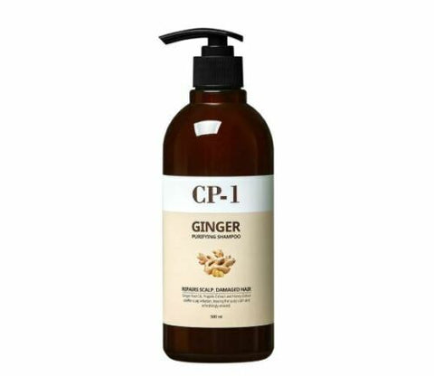 ESTHETIC HOUSE CP-1 Ginger Purifying Shampoo / Conditioner
