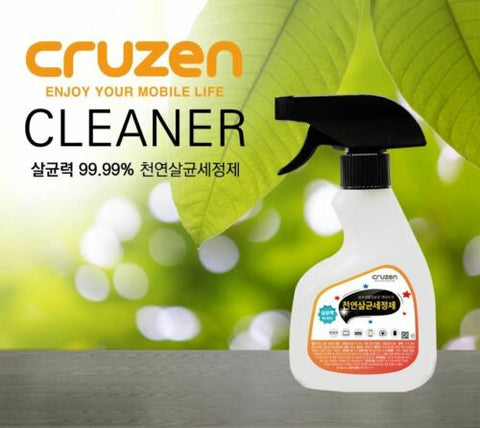 Cruzen 99% Natural Sterilization Sanitizer Cleaner Anti Virus, Bacteria