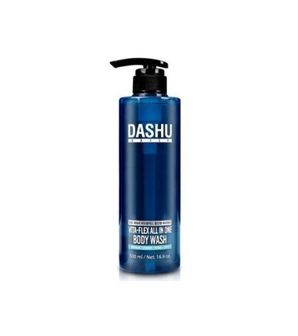Dashu Daily Vita-Flex All In One Body Wash 500ml/17fl.oz - for men body wash