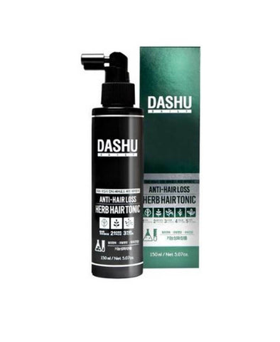 Dashu Daily Anti Hair Loss Herb Hair Tonic Medical Herb 150ml