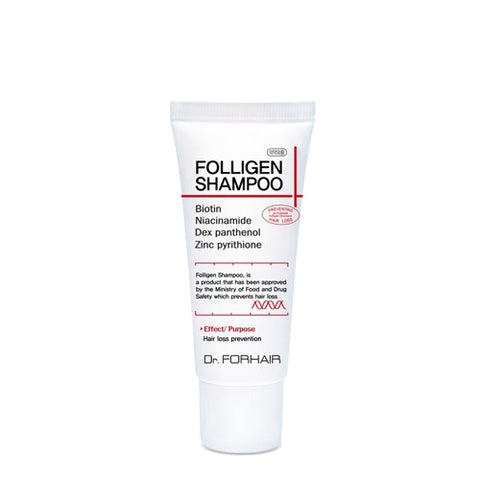 Dr.forhair Folligen Hair Loss Prevention Shampoo 100ml(3.4Oz)