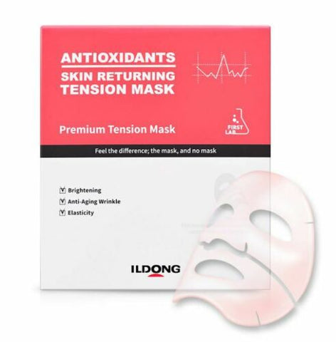 ildong First Lab Skin Returning Tension Premium Mask 4 sheets