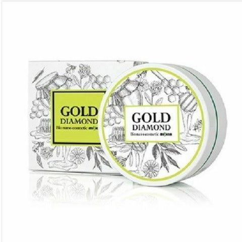 Miskin Gold Diamond Honey Green Tea Hydro Gel Eye Mask Patch 60ea / 190g