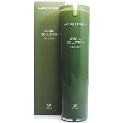 Nature Republic Snail Solution Emulsion 120ml