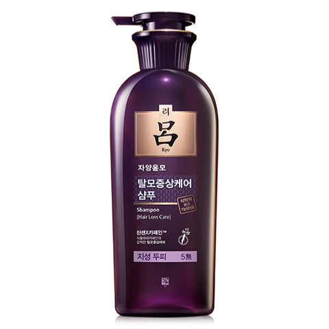 Ryoe [Ryo] Jayang Yoon Mo Anti Hair loss Shampoo For Oily Scalp 13.53Oz/400M