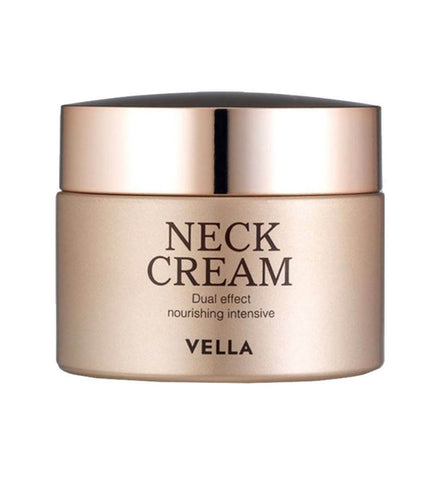 Vella Dual Effect Nourishing Intensive Neck Cream 50ml