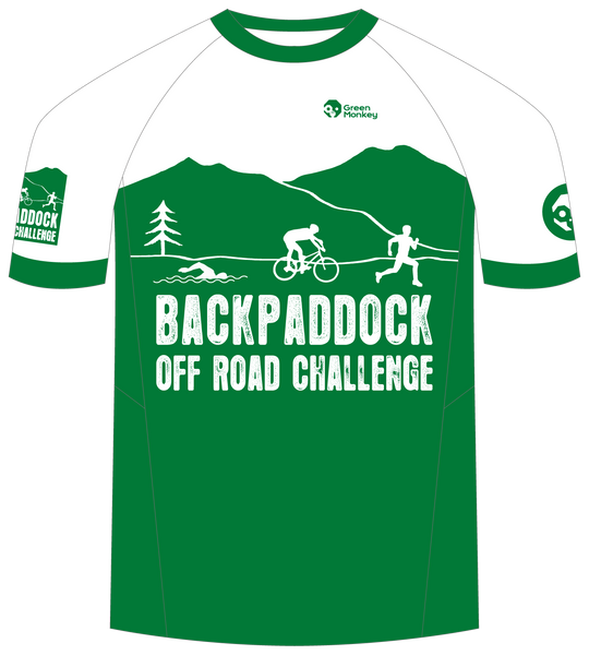 2020 BACKPADDOCK Offroad Official T-shirt