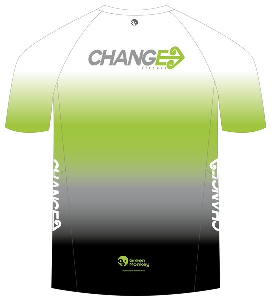 CHANGE FITNESS ACTIVE WEAR MENS T-SHIRT