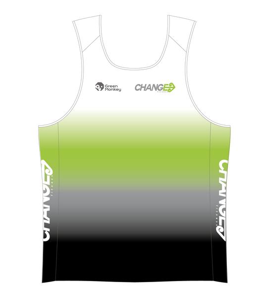 CHANGE FITNESS RUNNING SINGLET WOMENS