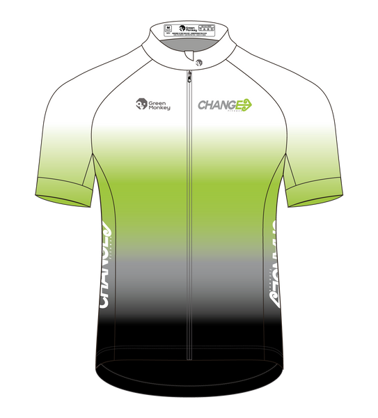 CHANGE FITNESS cycling jersey