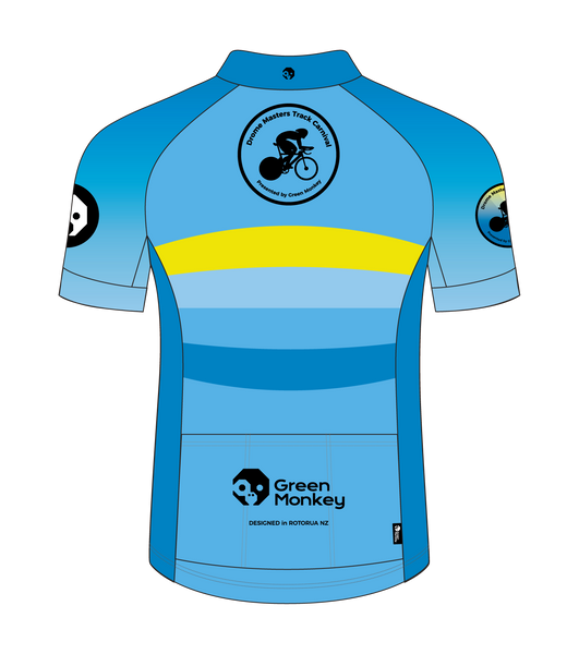 Drome Masters Cycling Jersey - STANDARD