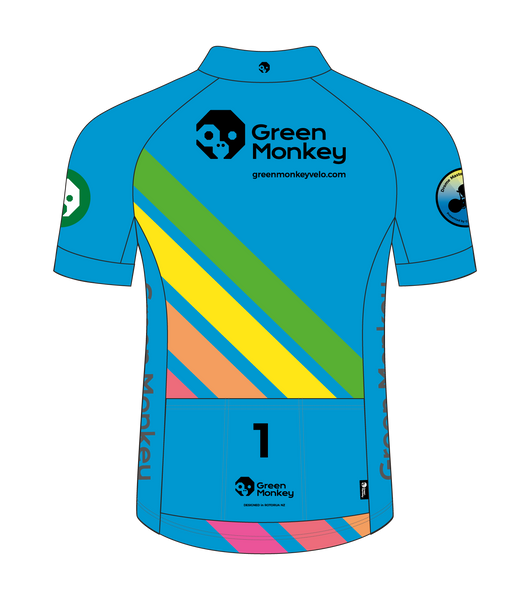 Drome Masters Cycling Keirin Colour Jersey