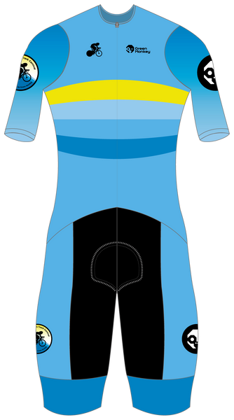 Drome Masters Speed Suit (Stripes)