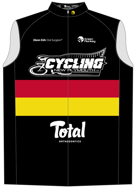 CYCLING NEW PLYMOUTH GILLET (VEST)