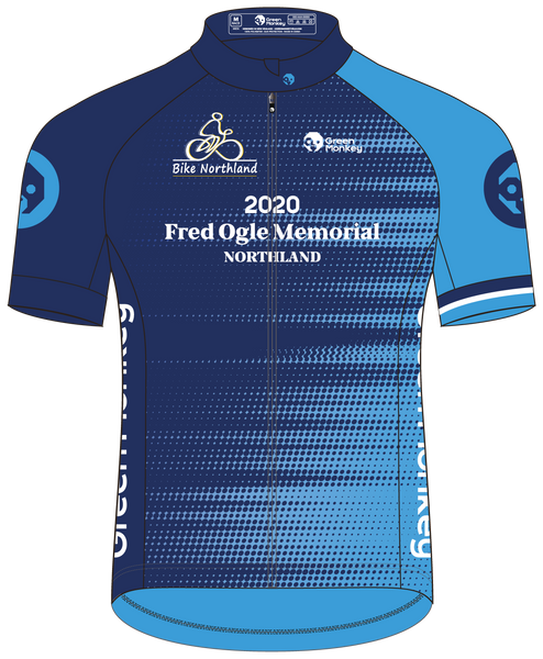 Fred Ogle Memorial Jersey