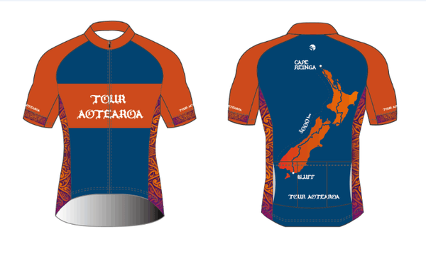 Tour Aotearoa Road kit Womens - Green Monkey Velo