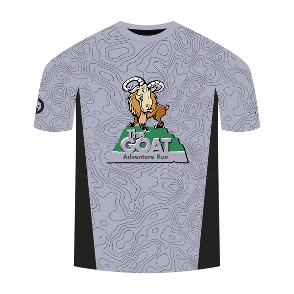 2019 GOAT Official Running T-shirts