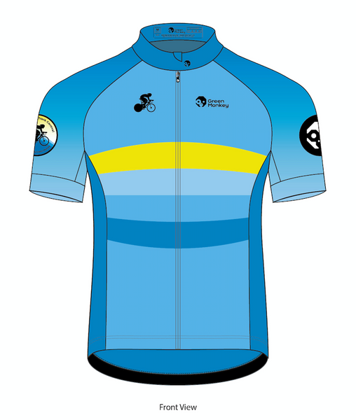 Drome Masters Cycling Jersey - UPGRADE