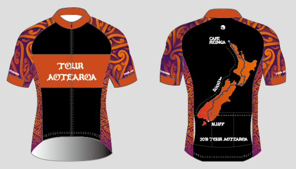 Tour Aotearoa Road kit - Green Monkey Velo