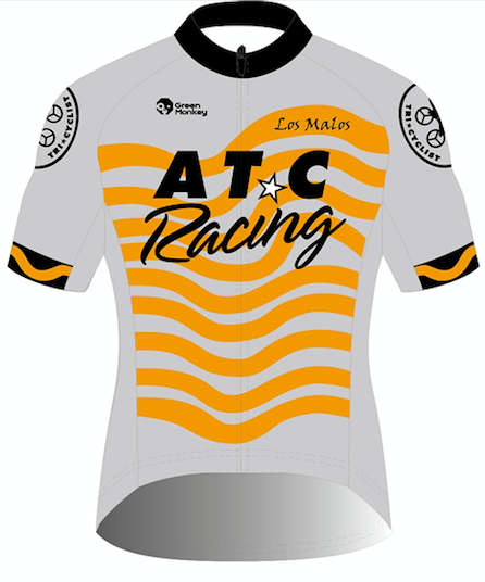 ATC Racing Team Kit (standard chamois) - Green Monkey Velo