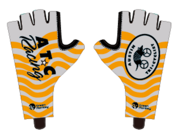 ATC Aero race gloves - Green Monkey Velo