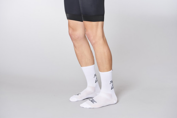 PRE-ORDER SHUT UP LEGS WHITE - Green Monkey Velo