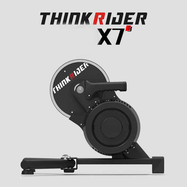 X7 Thinkrider Smart Trainer - Green Monkey Velo