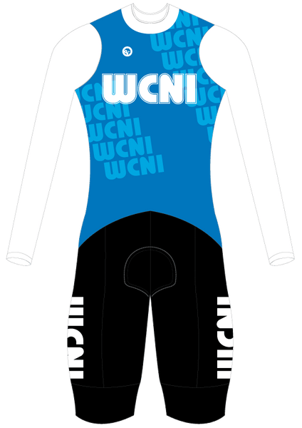 WCNI Track Long Sleeve suit