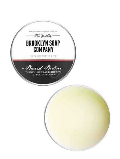 Bálsamo para barba de Brooklyn Soap Co.