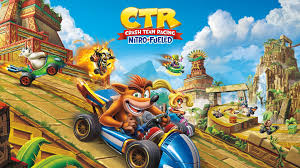 😎Best Upcoming Game 💥Crash Team Racing Nitro-Fueled💥
