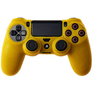 Silicone Soft Protect Case Shell Skin Cover Yellow