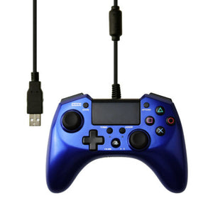 Hori Pad 4 FPS Plus Wired Controller Gamepad Blue