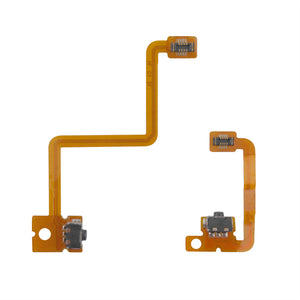 Nintendo 3DS Left Right Shoulder Trigger Button Switch Flex Cable Set
