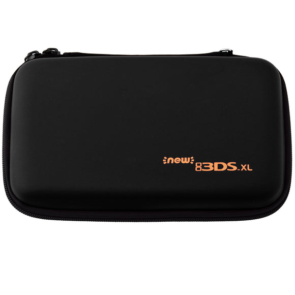 Nintendo New 3DS Airfoam Pouch Protect Case Pocket Black