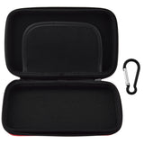 Nintendo New 3DS Airfoam Pouch Protect Case Pocket Red